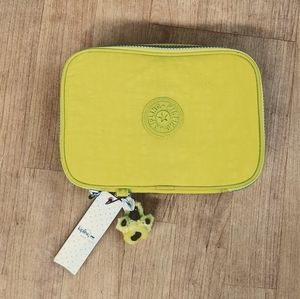 Kipling 100 Pens Honey Dew Case